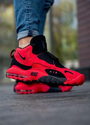 Кроссовки nike air max speed turf 'university red'
