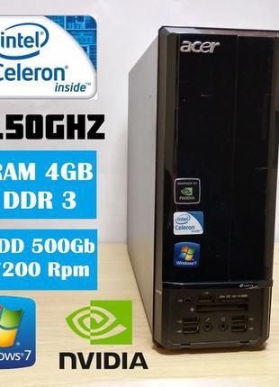 Комп'ютер Fujitsu E920/Core i5-4590 3.7Ghz/RAM 8Gb/HDD 500gb/W...