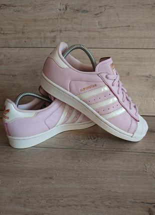 Кроссовки адидас adidas originals superstar 38 р кожа оригинал