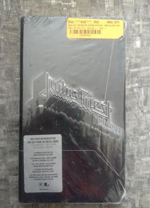 Продам CD Judas Priest Metalogy