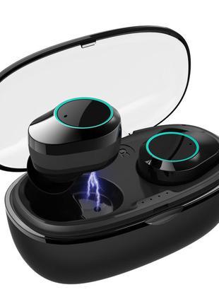 Беспроводная Bluetooth гарнитура KUMI T5S наушники супер звук ...