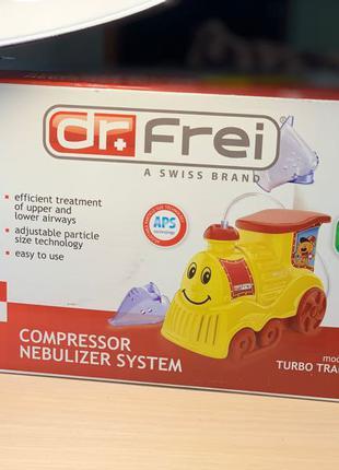 Ингалятор DR. FREI Turbo Train