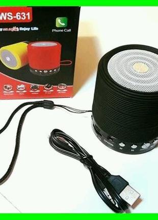 Мобильная Bluetooth-FM-Колонка