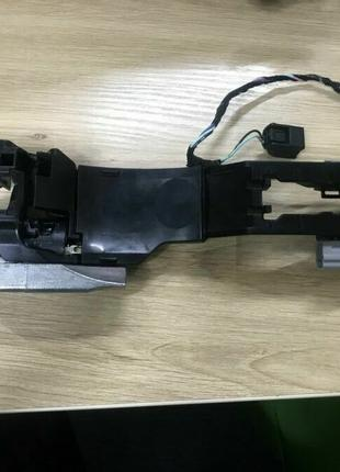 Механизм ручки двери перед лев с прокладками Nissan Leaf 13-17