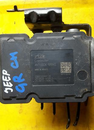 Блок управления abs Jeep Grand Cherokee 2005-2010 p52124493ac
