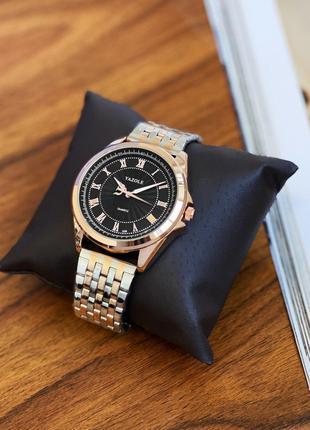 Часы  мужские наручные часы Yazole Quartz 336 Cuprum-Silve