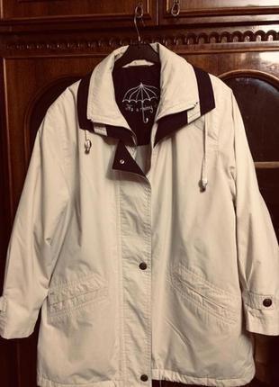 Ветровка,легкая куртка с мембраной sympatex