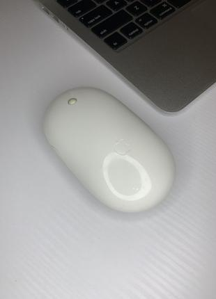Apple wireless mighty mouse A1197 мышь компьютерная