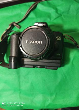 Фотоаппарат пленочный зеркальный CANON EOS 3000