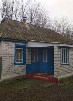 Дом Нежинский р-н, с. Шняковка
