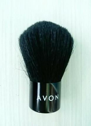 Кисть для пудры и румян kabuki brush avon