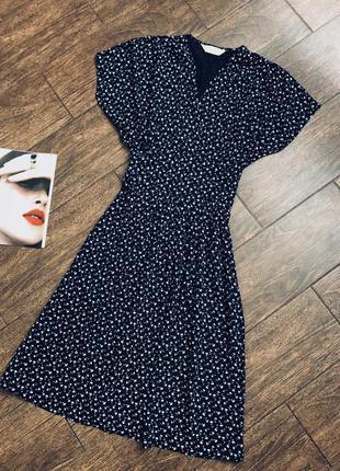 Очень красивое легкое вискозное платье большого размера