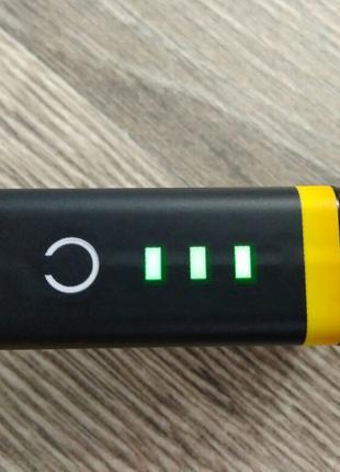 Аккумулятор крона Okcell 9V 800 mAh (6F22, Li-ion, USB заряд)