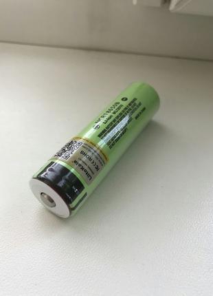 Аккумулятор Li-ion LiitoKala Panasonic 18650 3400 мАч Оригинал