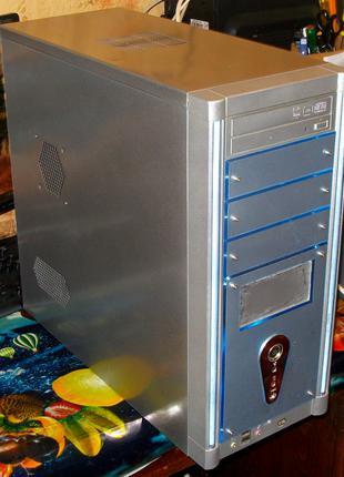 |Компьютер|P5G - MX|E4500|WD 80Gb|250W|2Gb DDR2|DVD–RW|