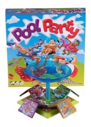 Настольная игра Веселье у бассейна (Pool Party)