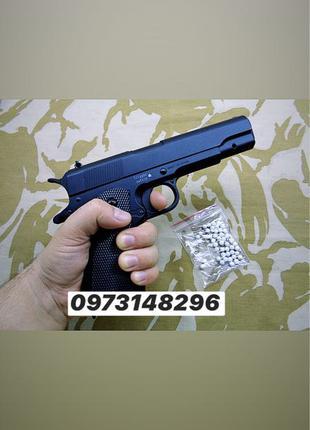 Пистолет ZM 19 ( детский для страйкбола)