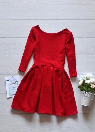 Красиве текстурне плаття boohoo