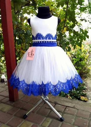 ♥ нарядное платье марта (80-134 рр) ♥