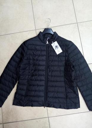 Класическая куртка большой размер