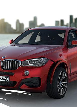 M Sport обвес для BMW X6 (F16/F86)
