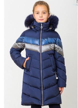 ♥ новинка! модное-стильное зимнее пальто адель - 30-44 рр ♥
