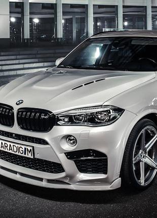 Обвес BMW X5 F85 Paradigma