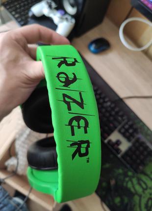 Наушники Razer Kraken с микрофоном
