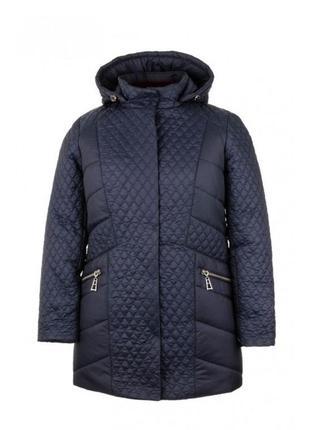 Куртка женская урсула - евро зима- 58 р