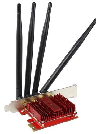 Wi-fi сетевая карта EDUP EP-9609 1900 Мб/с