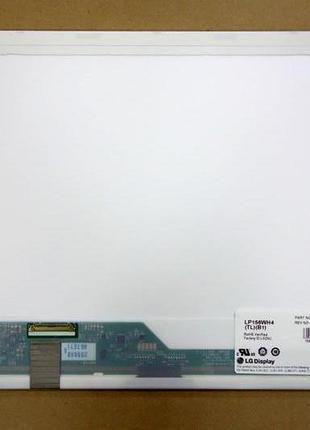 Матрица 15.6 Normal (1368*768, 40pin слева) LG LP156WH4-TLN2, Гля