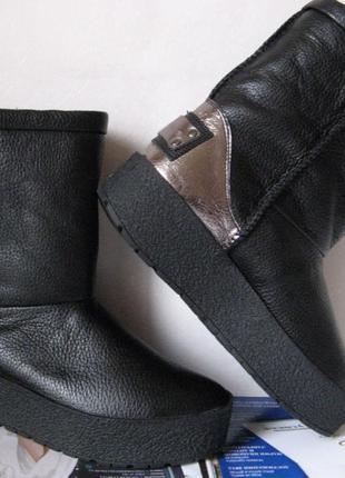 Marco зимние женские теплые угги! сапоги ботинки уги взуття Ugg к