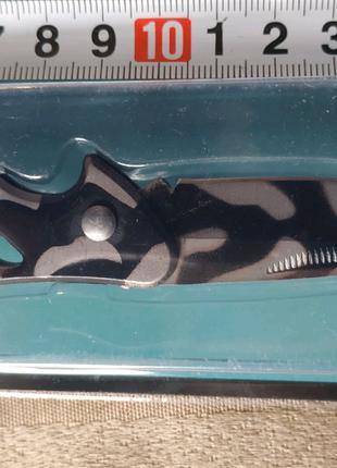 Нож раскладной в блистере