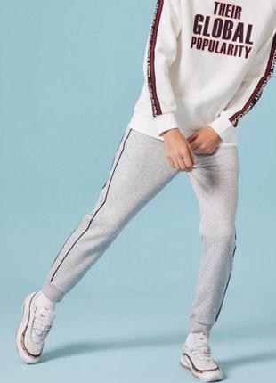 Спортивные штаны dnk - street серые