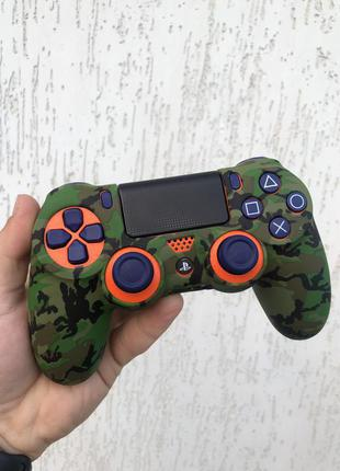 Чехол для геймпада DualShock 4 Sony PlayStation 4 камуфляж