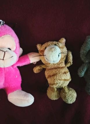 Плюшевые игрушки мягкие игрушки для детей брелки