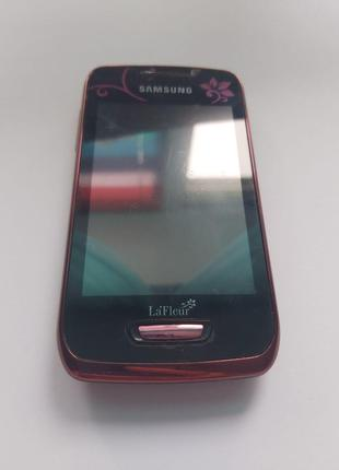 Samsung La Fleur Wave Y