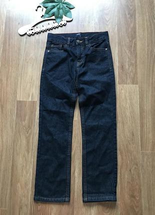 Крутые джинсы штаны брюки kiabi 9лет