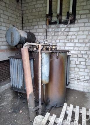 Силовой трансформатор ТМ 250-10