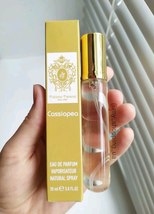 Мини парфюм Tiziana Terenzi Cassiopea (Унисекс) - 20 мл