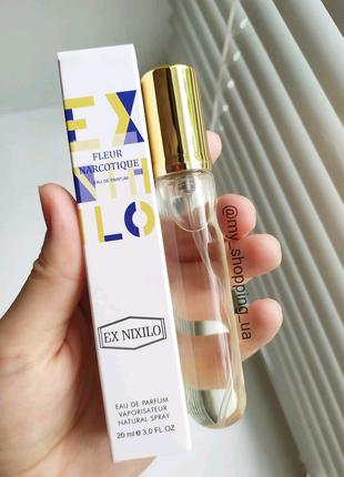 Мини парфюм Ex Nihilo Fleur Narcotique (унисекс) - 20 мл