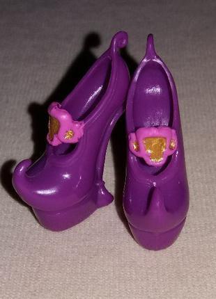 Обувь эксклюзив Monster high Djinni Монстер хай Джинни SDCC