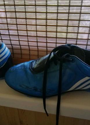 Бутси Adidas F10. 38 размер