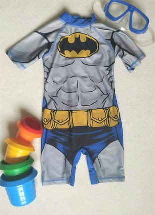Детский солнцезащитный комбинезон для плавания,на малыша 12-18...