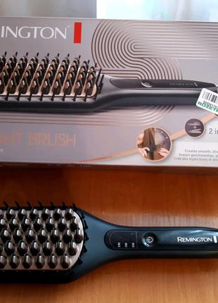 Щітка-вирівнювач для волосся REMINGTON CB7400