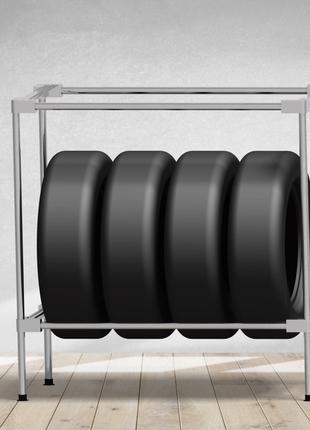 Модный стеллаж для хранения шин - (Model-1322S)