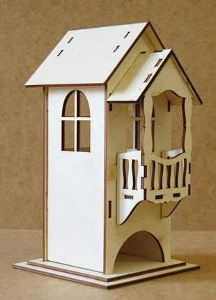 Чайный дом с балконом,подарки