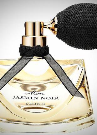 Парфюмированная вода -  bvlgari mon jasmin noir l'elixir 75 ml...