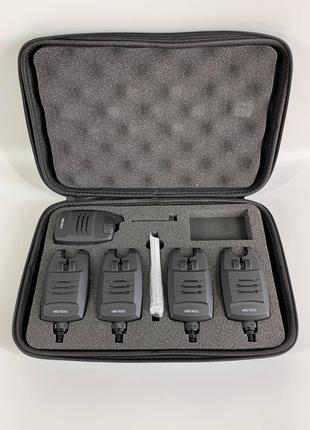 Карповые сигнализаторы поклевки (аналог Carp Pro Torus) набор 4+1