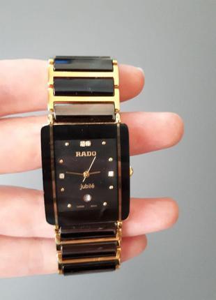 Часики Радо Интеграл Красивые Качество под Rolex